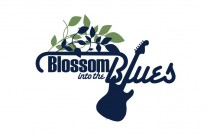 Blossom Into the Blues Logo
